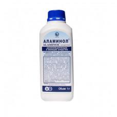 Дезинфицирующее и моющее средство Аламинол, концентрат, 1 л