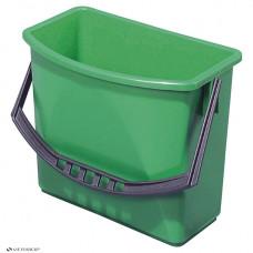 Ведро пластиковое (Tuboxx без кр.), 6 л, 6 л, арт. 8756