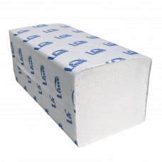 Полотенца в пачках Lime V укладки 2-сл., 22,5*22,5см, 200,Св-серый (V / ZZ-сложение) (20 шт/упак), арт. 240200