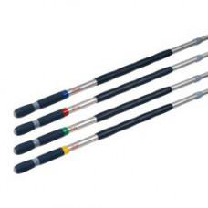 Ручка телескопическая Vileda с цветовой кодировкой 100-180 см для держателей и сгонов, арт.119967