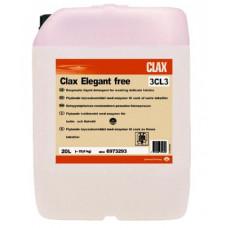 Clax Elegant 3CL2 / Моющее средство, содержащее энзимы, для стирки деликатных тканей 20 л, арт. 6973292