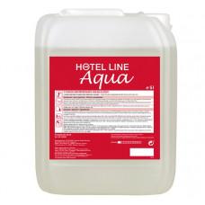 Трехфазный очиститель для уборки ванных комнат и санитарных зон в отелях AQUA, 5 л, арт. 526264