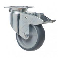 Волео Про: колесо с педалью тормоза, арт. 144006