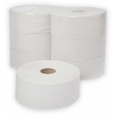 Туалетная бумага в рулонах Терес Эконом 1-слой, maxi, 480 м, макулатура (6 шт/упак), арт. Т-0015