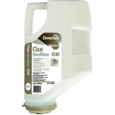 Clax Revoflow OXI 43X2 / Концентрированный среднетемпературный кислородный отбеливатель для проф. Стирки 4 кг, арт. 7514543