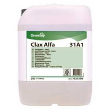 Clax Alfa 31A1 20L / Моющее ср-во с высоким содержанием оптического осветлителя 20 л, арт. 7521350