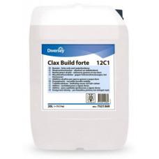Clax Build forte 12C1 / Создатель щелочной среды в жесткой воде 25 кг/20 л, арт. 7521369