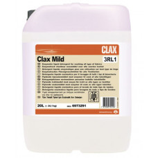 Clax Mild 3RL1 / Моющее ср-во с содержанием энзимов для воды средней и высокой жесткости 20 л, арт. 6973291