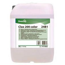 Clax 200 color 24B1 / Акселератор стирки с содержанием ПАВ 19,5 кг/20 л, арт. 100855920