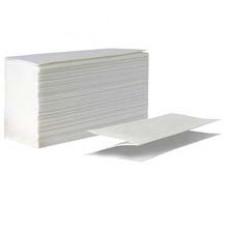 Бумажные полотенца листовые Терес Элит 2-слоя, 200 листов, белая целлюлоза, тиснение (Z-сложение) (15 шт/упак), арт. Т-0240