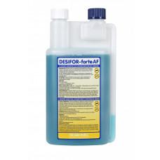 Жидкий концентрат для очистки и дезинфекции поверхности DESIFOR FORTE AF, 1 л, арт. 143386