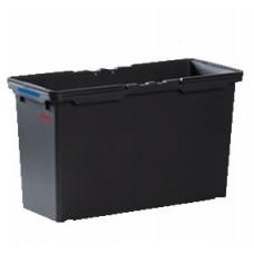Контейнер для мопов большой Ориго 2, черный, арт. 534536