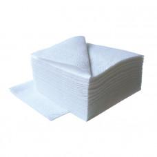 Салфетки Lime 1-сл,24*24см,400,белый (10 шт/упак), арт. 410110
