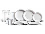 Бумажная посуда одноразовая