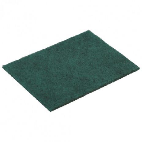 Пад ручной Vileda Стандарт, (10шт/уп), зеленый, 23х15 см, арт. 108817, Vileda Professional