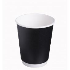 Стакан для горячих напитков 400мл d86 3 слоя цветной «City» бумажный, ука (25 шт/упак)