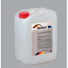 DOCKER EPOXY CLEANER Профессиональный растворитель, 5 кг.
