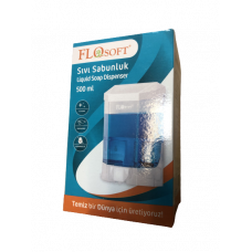 Дозатор для жидкого мыла FLOSOFT SD41 арт. SD41