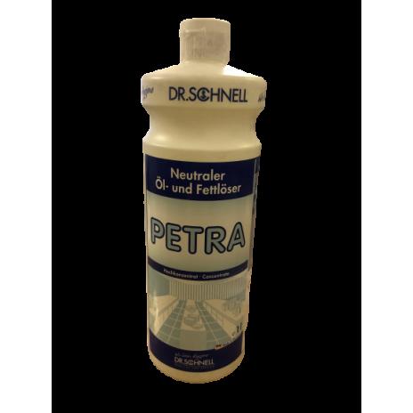Средство нейтральное для удаления жировых загрязнений PETRA 1 л., арт. 143425, Dr. Schnell
