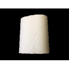 Бумажные полотенца в рулонах с центральной вытяжкой, 1 слой, 120 м, белый (12 шт/упак), арт. 20.120
