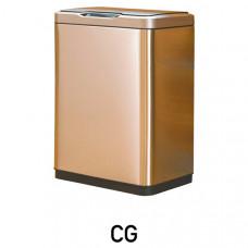 Сенсорное мусорное ведро премиум класса, 30 л, арт. EK9278 BP-30L-CG