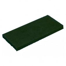 Пад ручной Vileda Суперпад, (5шт/уп), зеленый, 26x12 см, арт.114908