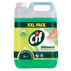 Средство для замачивания и ручного мытья посуды / Cif Dishwash, 5 л., арт. 100887811