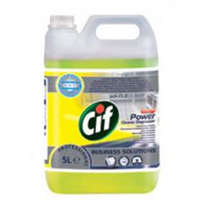 Очиститель и обезжириватель / Cif Power Cleaner Degreaser conc, 5л., арт. 100858574