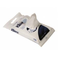 Дезинфицирующие протирочные салфетки Kleenex для рук и поверхностей, 15 листов, арт. 7782