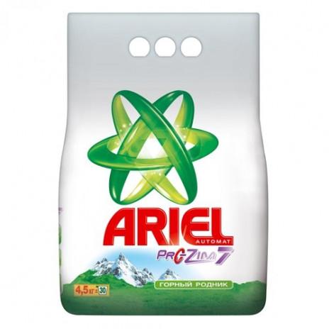 Стиральный порошок Ariel Автомат, 4,5 кг, арт. 51984,