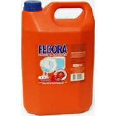 Средство для мытья посуды  гель Федора, 5 л, арт. 50350