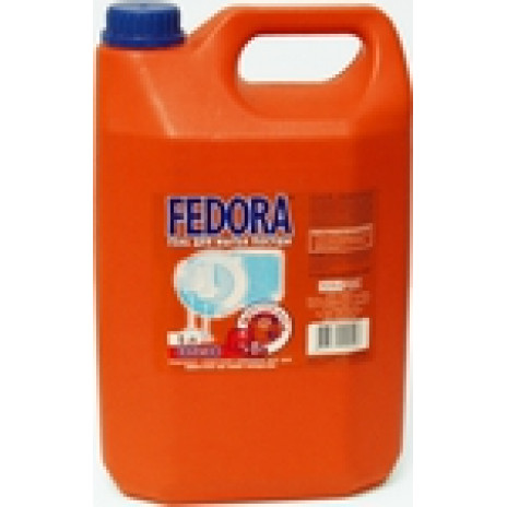 Средство для мытья посуды  гель Федора, 5 л, арт. 50350,