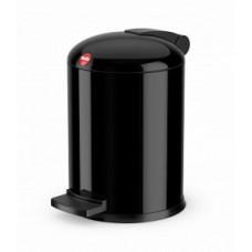 Hailo Design S 0704-889 Мусорный контейнер черный, арт. 0704-889