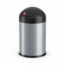 Hailo SIENNA SWING S 0704-940 Мусорный контейнер серебро, арт. 0704-940