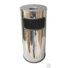 Корзина для мусора уличная Titan K250-30CH, арт. K250-30CH