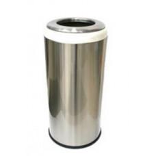 Корзина для бумаги из нержавеющей стали 36л Klimi M-E24-K09, арт. M-E24-K09