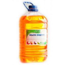 """Жидкое мыло с глицерином """"Вкусная косметика"""" Манго"""