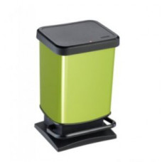 Урна с педалью Rotho PASO 20 л. зеленый / 1754010747, арт. 1754010747
