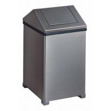 Декоративная урна серии WasteMaster 40 литров RUBBERMAID FGT1414SSPL, арт. FGT1414SSPL