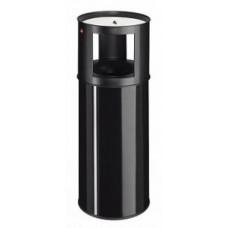 Hailo ProfiLine care XL 0940-102 Мусорный контейнер-пепельница Черный, арт. 0940-102