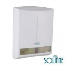 Диспенсер бумажных полотенец Solinne 1086-2, арт. 1086-2