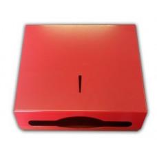 Диспенсер для бумажных полотенец Z сложения GreenDax GDX-SD-1 Red, арт. 3102