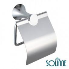 Держатель туалетной бумаги Solinne Y6886 Хром, арт. Y6886