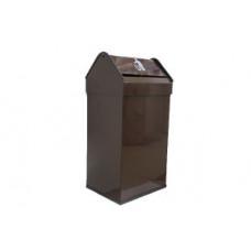 NOFER 14118.2 BR Контейнер для мусора коричневый 41 л, арт. 14118.2 BR