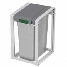 Hailo ProfiLine Oko XL 0935-202 Система раздельного хранения мусора Левая,Серый, арт. 0935-202