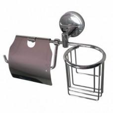 Klimi 1216 Держатель для туалетной бумаги и освежителя воздуха, арт. 1216