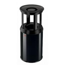 Hailo ProfiLine Combi plus L 0930-429 Мусорный контейнер-пепельница Черный, арт. 0930-429