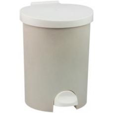 Корзина для мусора круглая с педалью CURVER 15L / 176508, арт. 176508