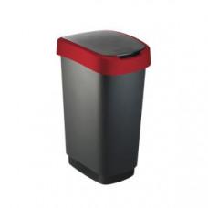 Rotho 1754402255 Контейнер для мусора Swing TWIST 25 л, арт. 1754402255