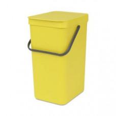 Brabantia 109867 Ведро для мусора SORT&GO, арт. 109867